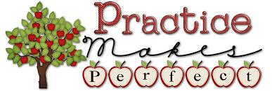 practice make perfect