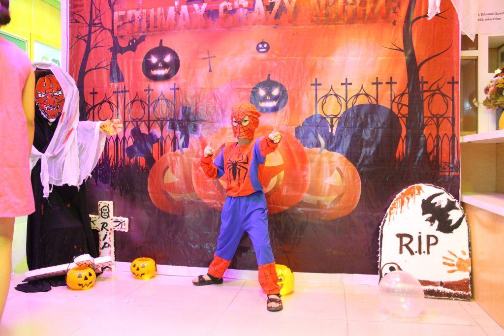 Tớ là siêu nhân nhện đây